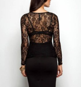 Блуза-джемпер новый