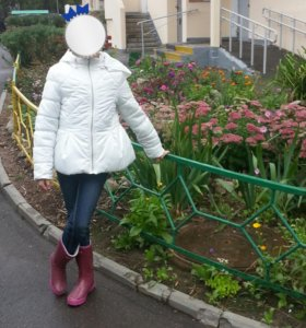 Р152 DKNY демисезонная куртка