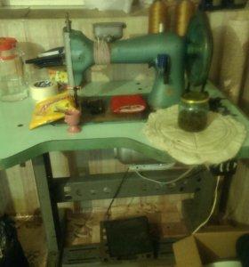 Швейная машинка 23 класс для шитья кожи