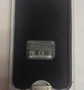 2 в 1 Батарея и чехол на iPhon 4-4s.