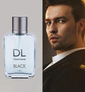 DEMI-LUNE BLACK