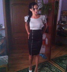 Новая блуза)