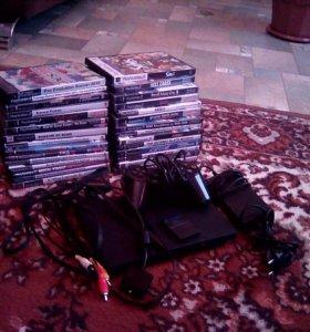 PlayStation 2 c 29 играми