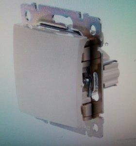 Выключатель 1 клавиша oteo 86101 levgrand