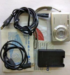 Цифровой фотоаппарат Casio EX-Z77