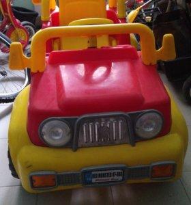 Детская машина