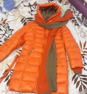 Зимняя куртка на синтепоне фирмы CLASSNA