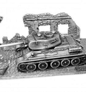 Железные модели танков от World of Tanks