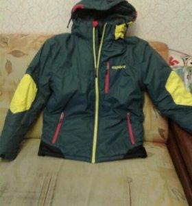 Куртка зимняя горнолыжная