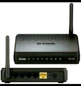 D-Link DIR 300