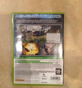 Игра TITANFALL на Xbox360