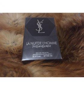 Духи ♥ Yves Saint Laurent La Nuit de L`Homme.