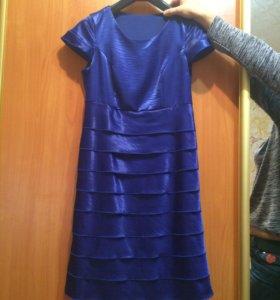 Красивое и праздничное платье