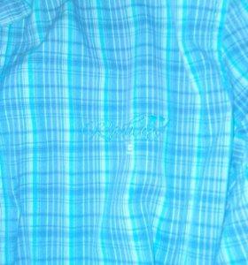 Рубашка на длинном рукаве возможен торг