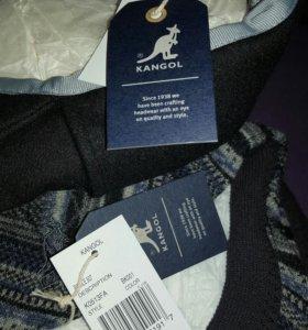Кепки шапки биреты kangol (оригинал)