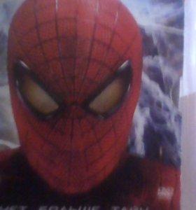 Диск  человек  паук  все 5  частей  для  просмотра