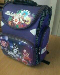 Новый рюкзак с ортопедической спинкой!!!
