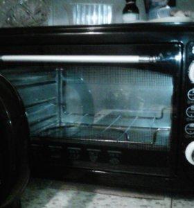 Меняю электро печь на микроволновку или продам