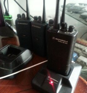Рации Motorola Р040 - 3шт.