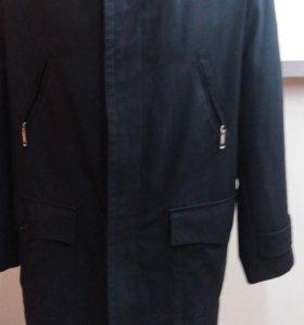 Куртка - плащ милитари