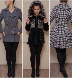 Пальто и шубка