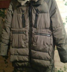 Куртку(зима)