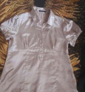 Продам сарафан + блузку