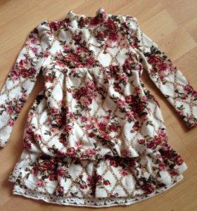 Платье детское 86-92