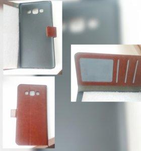"""Чехол """"Книжка"""" для телефона Samsung A7"""
