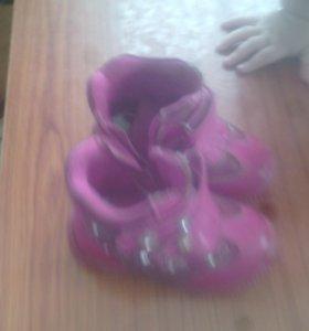 Обувь осенние,весенние