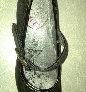 Туфли обуты 2 раза