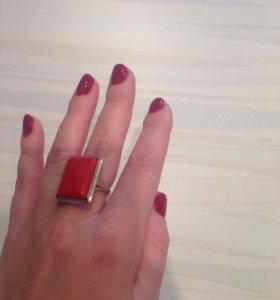 Серебро.,кольцо.
