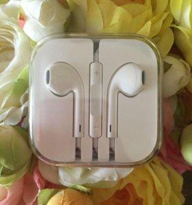 Оригинальные наушники Apple 🎧 EarPods