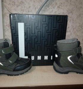 Детские ботинки Lummie