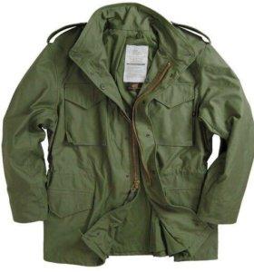 Куртка морских пехотинцев США ( М-65)