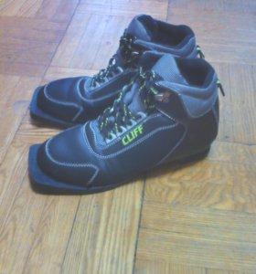 Лыжные женские ботинки