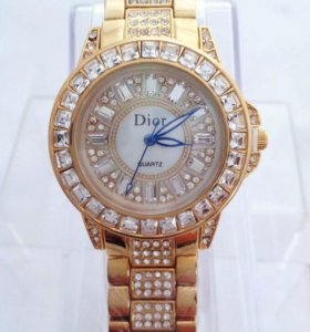 Шикарные часы -  Dior