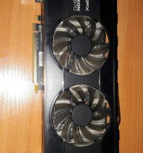 Видеокарта XFX Radeon HD 6870