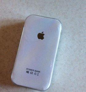Внешний аккумулятор Apple  6000mah