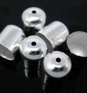 Колпачки для браслетов(фурнитура)