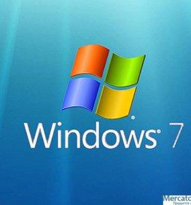 Установка Windows-7
