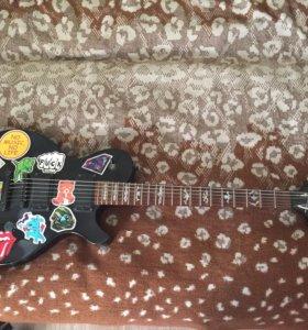 Гитара Dean evo noir