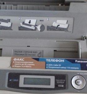 Телефон факс kx FL 403
