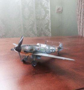 Модель самолета Bf 109F 1:48