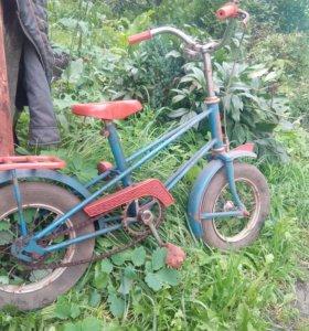 "Велосипед ""Совенок"""