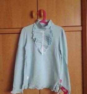 Новая блузка для девочки!!!