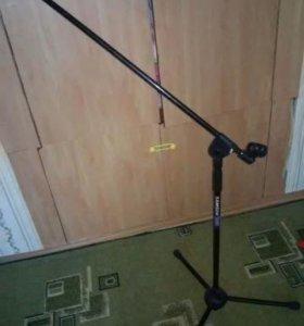 Стойка под микрофон