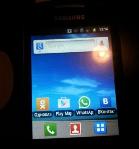 Samsung Galaxy mini GT -s 5570