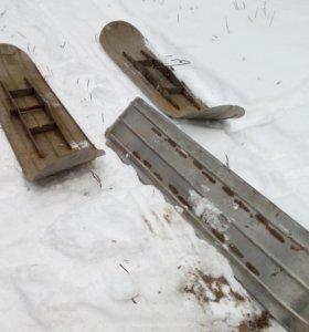 Лыжи аэросаней