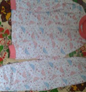Новая пижама р104-110